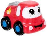"""Пожарна - Бебешка играчка от серията """"ABC"""" -"""