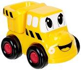 """Камионче - Бебешка играчка от серията """"ABC"""" -"""