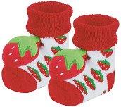 Бебешки чорапи с дрънкалка - продукт