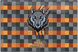 Подложка за бюро: Вълк