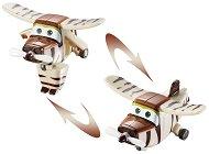 """Супер крила - Бело - Трансформираща се играчка от серията """"Super Wings"""" -"""