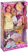 """Бременна Принцеса Стефи - Кукла с аксесоари от серията """"Steffi Love"""" -"""