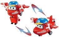 """Супер крила - Флип - Трансформираща се играчка от серията """"Super Wings"""" -"""