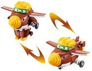 """Супер крила - Тод - Трансформираща се играчка от серията """"Super Wings"""" -"""