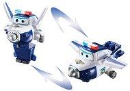 """Супер крила - Пол - Трансформираща се играчка от серията """"Super Wings"""" -"""