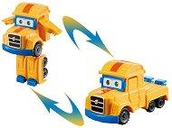 """Супер крила - Татко Уийлс - Трансформираща се играчка от серията """"Super Wings"""" -"""