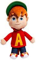 """Алвин - Плюшена играчка от серията """"Алвин и чипоносковците"""" -"""