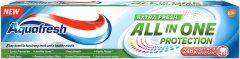Aquafresh All in One Protection Extra Fresh - Паста за зъби за цялостна устна хигиена - продукт