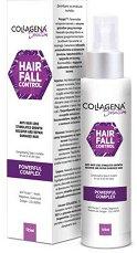 Collagena Solution Hair Fall Control - Спрей против косопад - крем