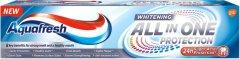 Aquafresh All in One Protection Whitening - Паста за зъби за цялостна защита и избелване - продукт