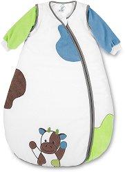 Детско спално чувалче - Wieslinge: Klecks - С дължина 70, 90 или 110 cm - продукт