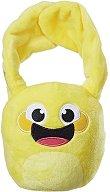 """Hemka - Жълто животинче - Плюшена играчка от серията """"Hanazuki"""" -"""