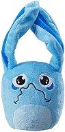 """Hemka - Синьо животинче - Плюшена играчка от серията """"Hanazuki"""" -"""