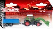 """Трактор с ремарке - Fendt 939 - Метална играчка от серията """"Farm"""" -"""