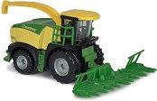 """Комбайн - Krone BIG X 580 - Метална играчка от серията """"Farm"""" -"""