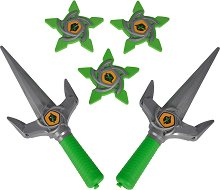 Бойни оръжия - Next Ninja - Детски комплект за игра -