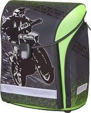 Ученическа раница - Midi: Motorcross - продукт