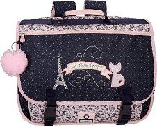 Ученическа чанта за гръб - Enso: Belle Epoque - несесер