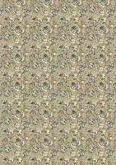Декупажна хартия - Флорални мотиви - Формат А3
