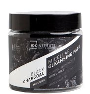 IDC Institute Black Charcoal Micellar Cleansing Pads -