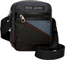 Чанта за рамо - Pepe Jeans: Bumper -