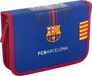 Несесер с ученически пособия - ФК Барселона - детски аксесоар