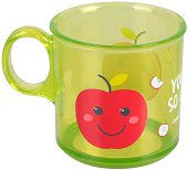 Зелена чаша с дръжка - 170 ml - продукт