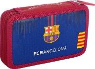 Несесер с ученически пособия - ФК Барселона - портмоне