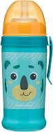Неразливаща се чаша със сламка - Hello Little 350 ml - За бебета над 12 месеца - продукт