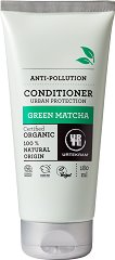 """Urtekram Green Matcha Anti-Pollution Conditioner - Био балсам за коса с екстракт от зелен чай от серията """"Green Matcha"""" -"""