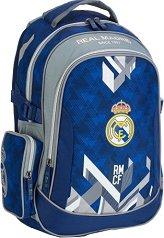 Ученическа раница - ФК Реал Мадрид - количка