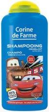 """Corine de Farme Cars Extra Mild Shampoo - Детски шампоан от серията """"Колите"""" - пъзел"""