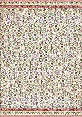 Декупажна хартия - Цветни орнаменти - Формат А3