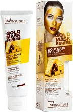 IDC Institute Gold Peel Off Mask - Отлепяща се маска за лице - пяна