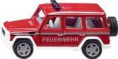 """Пожарна кола - Mercedes-AMG G65 - Метална играчка от серията """"Super: Emergency rescue"""" - играчка"""