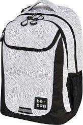 """Ученическа раница - Be.bag: Block By Block - От серията """"Be.active"""" -"""