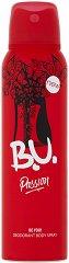 B.U. Passion Deodorant Body Spray - Дамски дезодорант -