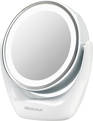 Medisana Cosmetic Mirror CM 835 2in1 - Двустранно огледало с осветление -