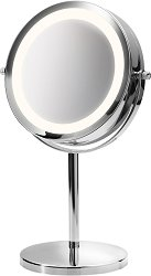 Medisana Cosmetic Mirror CM 840 2 in 1 - Двустранно огледало с осветление -