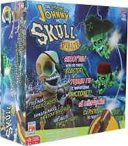Пиратските приключения на Джони Черепа - Детска състезателна игра -