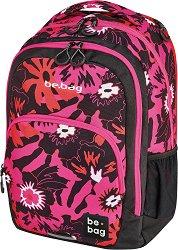 Ученическа раница - Be.bag: Pink Summer - раница