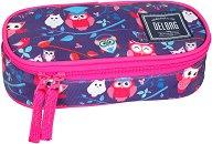 Ученически несесер - Delbag Owls - играчка