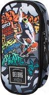 Ученически несесер - Delbag Graffiti Skate -