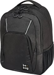 Ученическа раница - Be.bag: Digital Black - чанта