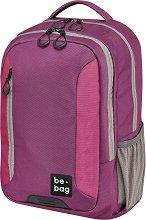 """Ученическа раница - Be.bag: Purple - От серията """"Be.adventurer"""" - раница"""