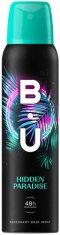 B.U. Hidden Paradise Deodorant Body Spray -