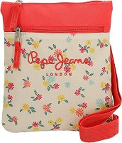 Чанта за рамо - Pepe Jeans: Joseline - раница