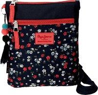 Чанта за рамо - Pepe Jeans: Jareth -