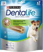 DentaLife Daily Oral Care Mini - Дентално лакомство за кучета от малки породи - опаковка от 7 броя -