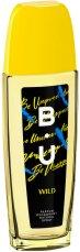 B.U. Wild Deodorant Parfum Deodorant Natural Spray -